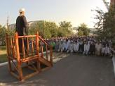 Красноярские мусульмане отпраздновали Ураза-Байрам