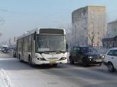 На улице Высотная не будет выделенных полос для автобусов