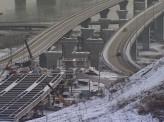 На стройке развязки Четвертого моста погиб рабочий