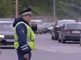 Центр Красноярска парализовали километровые пробки